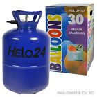 helium ballongas heliumflasche ballon gas party f r 30. Black Bedroom Furniture Sets. Home Design Ideas