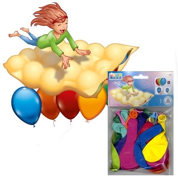 Ballon Jumping-Set