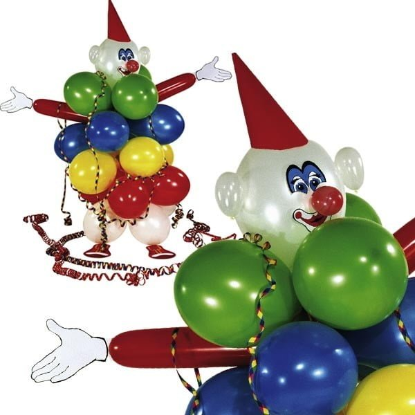 Ballon Prtyclown